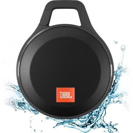 Компактная акустическая система JBL Clip Plus (Black)