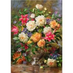 Пазл Trefl 4000 деталей Цветы для Королевы Елизаветы