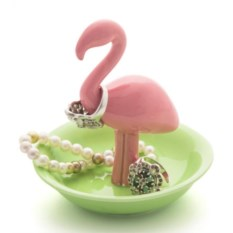 Подставка для колец Flamingo