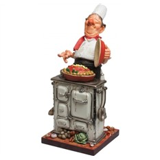 Скульптура Шеф-повар