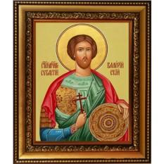 Икона на холсте Валерий Севастийский - Святой мученик