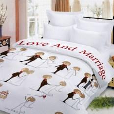 Постельное белье Love & Marrige