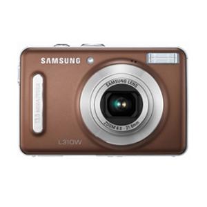 Цифровой фотоаппарат Samsung Digimax L310W Brown
