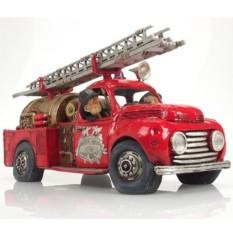 Мини-статуэтка Пожарная машина