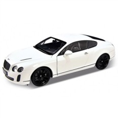 Модель машины Bentley Continental Supersports от Welly