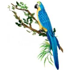 Мягкая игрушка Попугай Ара (Hansa)