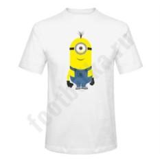 Мужская футболка Миньон одноглазый