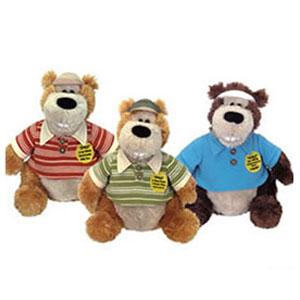 Интерактивная игрушка «Медведь сорванец»