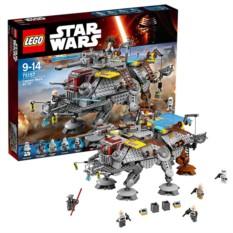 Конструктор Lego Star Wars Штурмовой вездеход AT-TE
