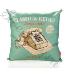 Диванная подушка Classic & Retro – Telephone