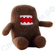 Мягкая игрушка Домо Кун (Domo Kun)