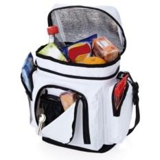 Белая сумка-холодильник на 5 литров Helsinki