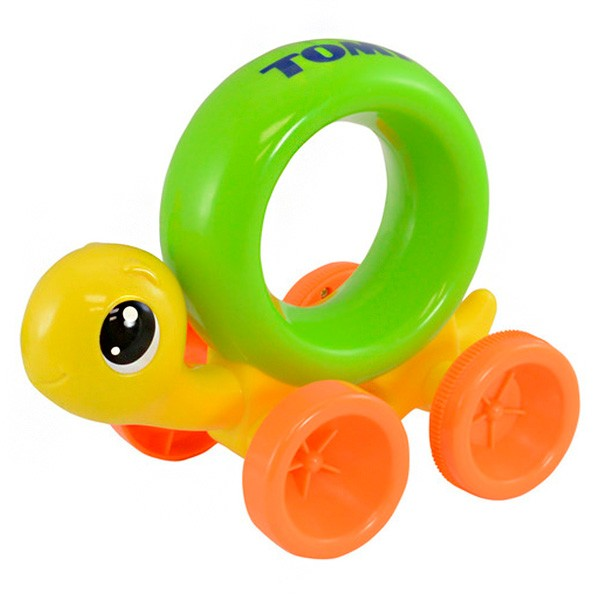 Развивающая игрушка TOMY Черепашка Нажимай и догоняй