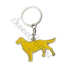 Брелок Wonderful Life With Dog – Golden Retriever