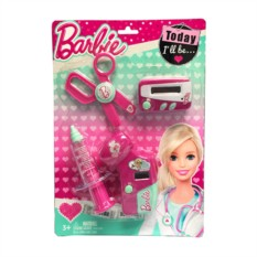 Игровой набор на блистере Юный доктор Barbie