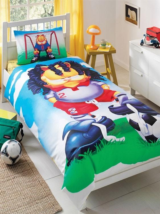 Детское постельное белье Garfield Football Tac