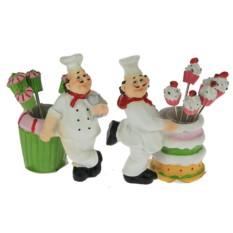 Подарочный набор для десерта Повар