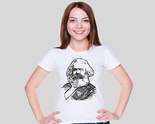 Футболка «Маркс»