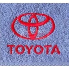 Махровое полотенце с логотипом Toyota
