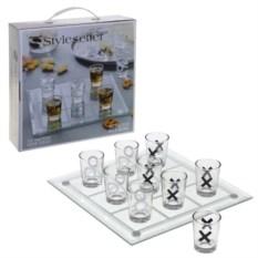 Игра настольная Алко-крестики-нолики