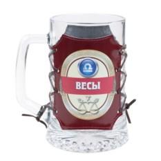 Кружка для пива Знак зодиака – Весы