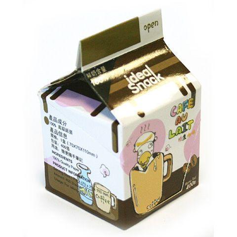 Листочки для записей «Пакет кофе с молоком»