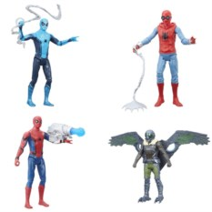 Фигурка Spider-Man Паутинный город (15 см)