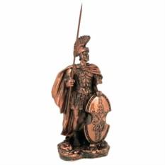 Декоративная фигурка  Воин с щитом