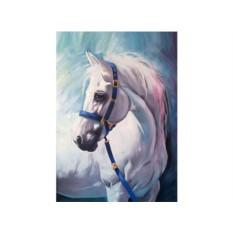 Набор для вышивки стразами «Грезы белого коня»