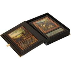 Книга Охота в европейской живописи (в коробе)