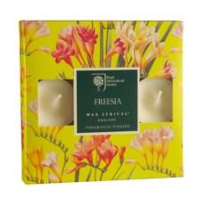 Набор из 9 ароматических чайных свечей Цветущая фрезия