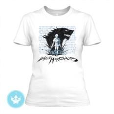 Женская футболка Valar Morgulis