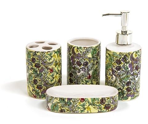 Набор для ванной комнаты Очарование (керамика)