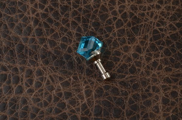 Брелок для телефона/планшета Precious (голубой)