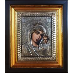 Иконы Пресвятая дева Мария с младенцем Иисусом