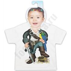 Детская футболка Пират