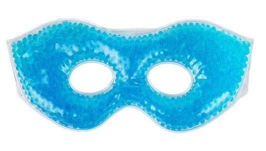 Гелевая маска для лица Spa Belle, голубая