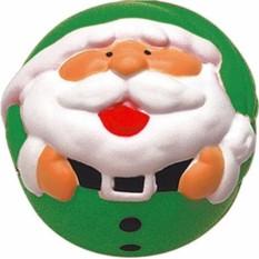 Игрушка-антистресс Зеленый Дед Мороз