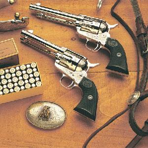 Стрельба из пистолетов