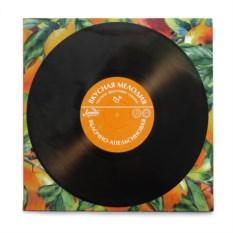 Яблочно-апельсиновая пастила «Вкусная мелодия»