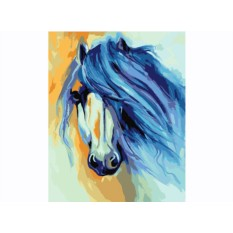 Картины по номерам «Лошадь»