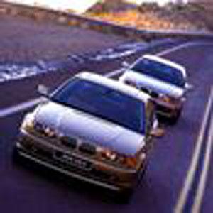 Экстремальное вождение в стиле BMW