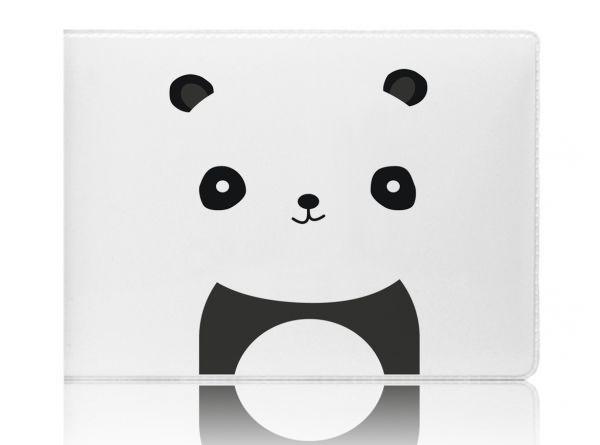 Обложка на студенческий Panda