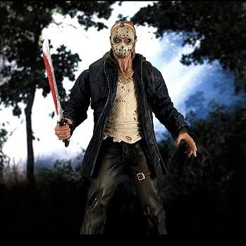 Фигурка Джейсона Jason Voorhees - Cinema of Fear