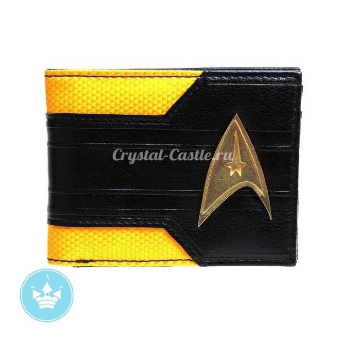 15759414a8f0 Кошелек Star Trek | Прикольные кошельки | купить в Подарки.ру
