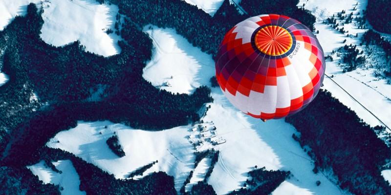Сертификат Прогулка на воздушном шаре (12000 руб)