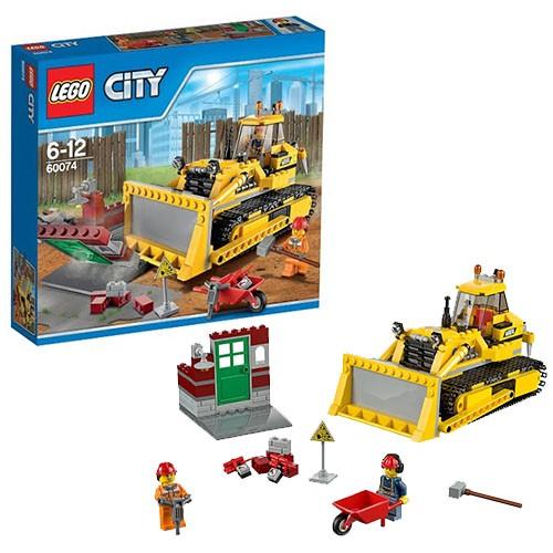 Конструктор Lego City Бульдозер
