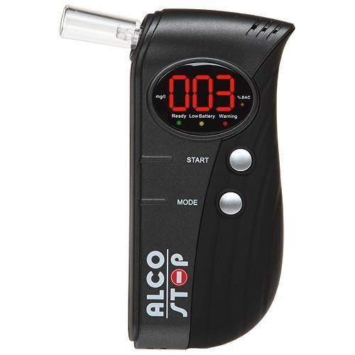 Цифровой алкотестер AlcoStop