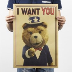 Плакат I want You