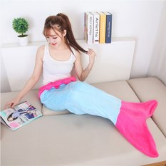 Одеяло-плед Хвост русалки